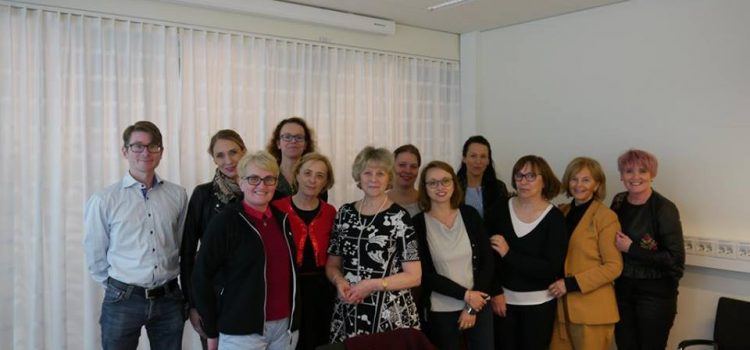 EDUGATE projekt – sestanek na Švedskem